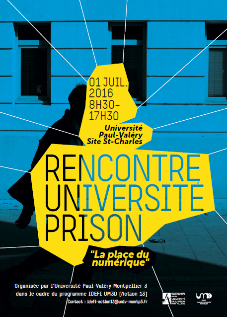 Rencontre université/prison