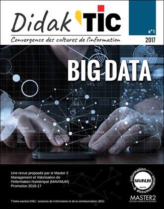 Magazine Didak'TIC - n°1 Big Data