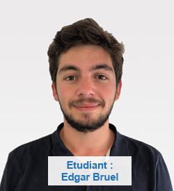 Etudiant(e)s : Edgar Bruel