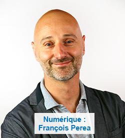 Numérique : François Perea