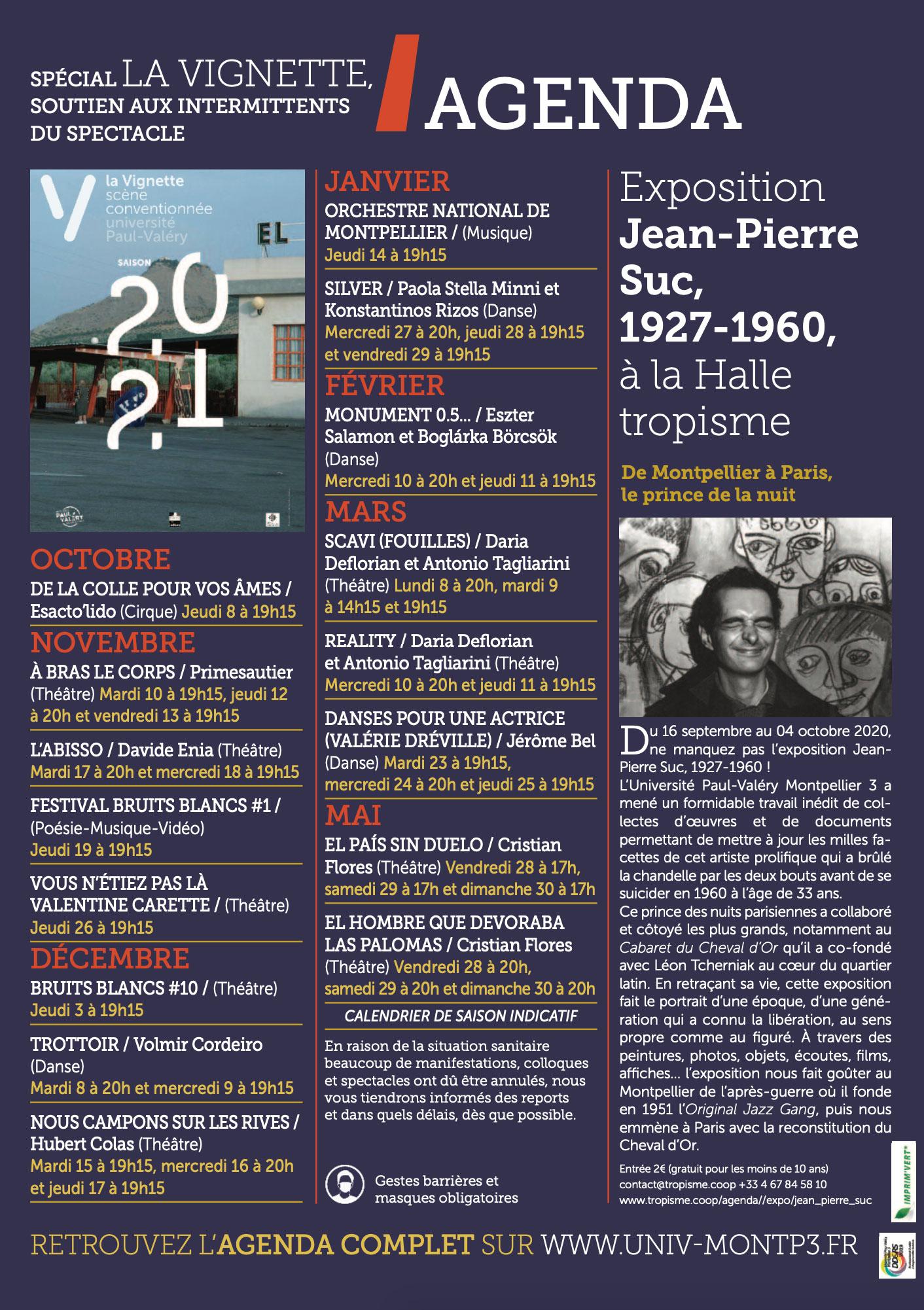 La lettre d'info du Président de l'Université Paul-Valéry Montpellier 3 page 08
