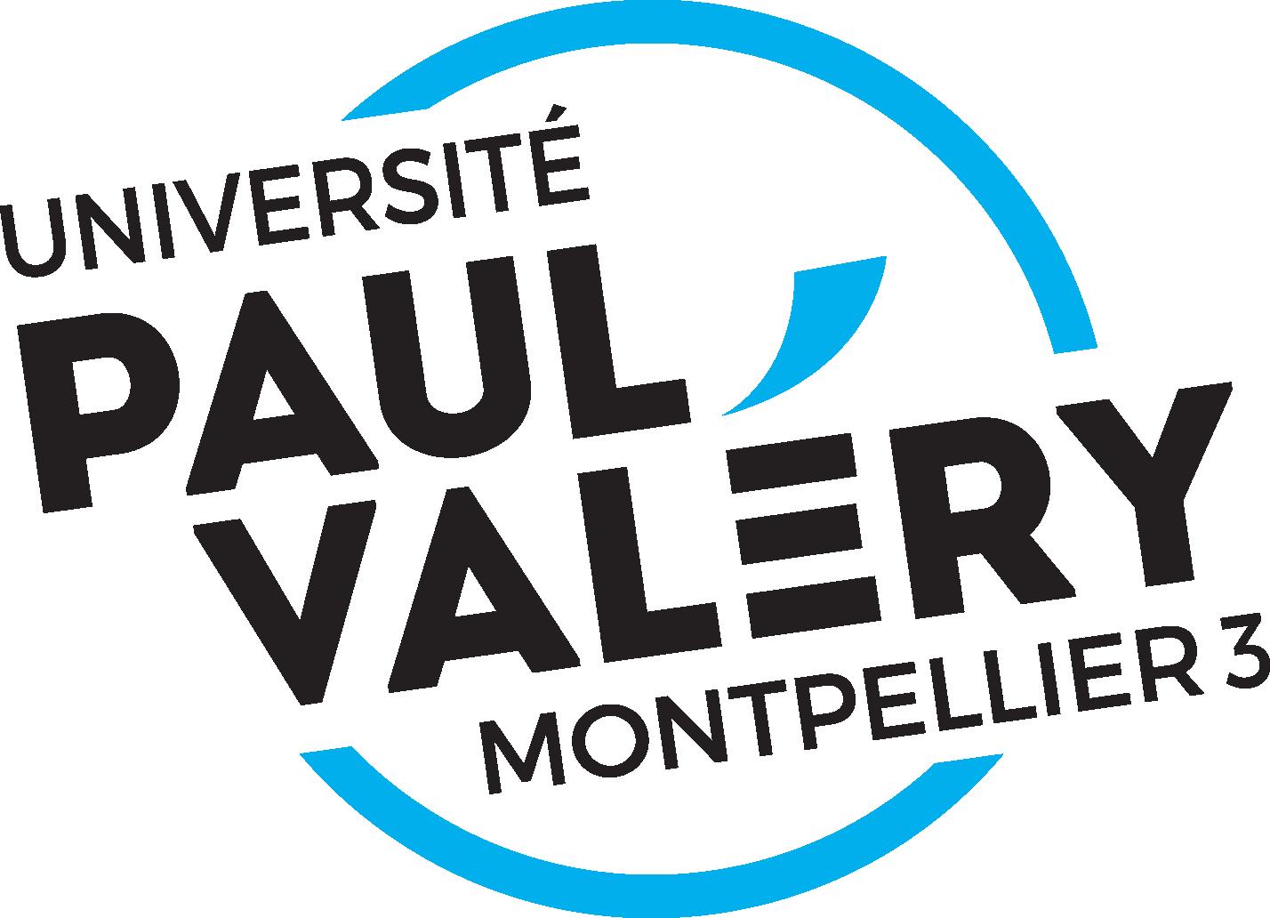 Logo UPVM3 Cyan