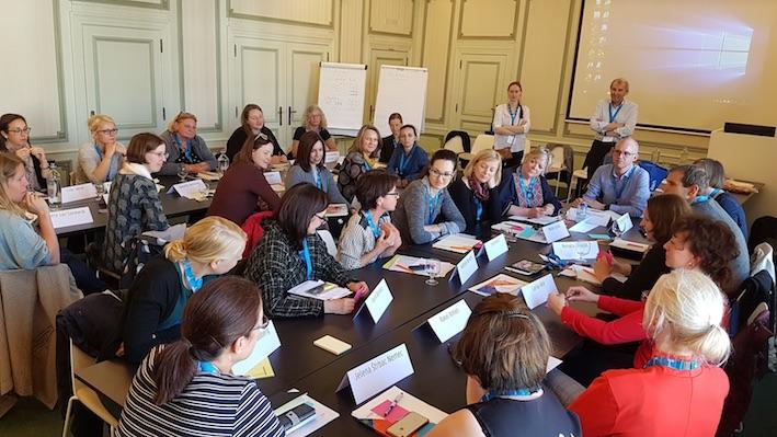 réunion mobilité internationale projer REALISE