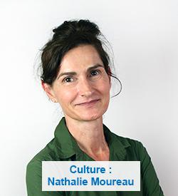 Culture : Nathalie Moureau