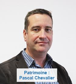 Patrimoine : Pascal Chevalier