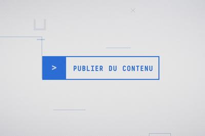 Vidéo sur comment publier du contenu
