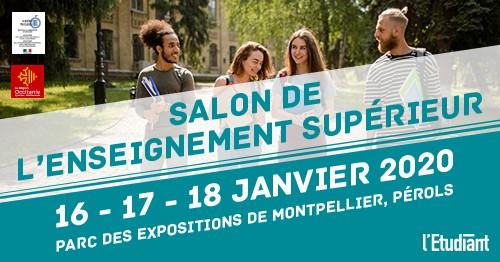 SALON DE L'ENSEIGNEMENT SUPÉRIEUR