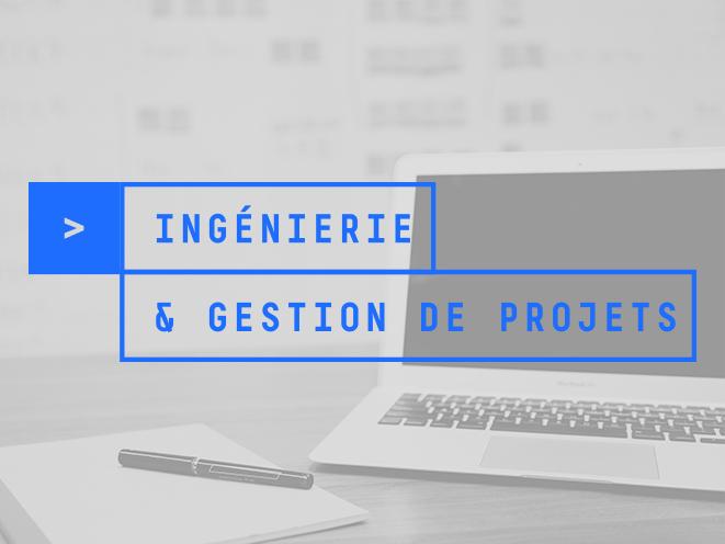 Ingénierie & gestion de projets