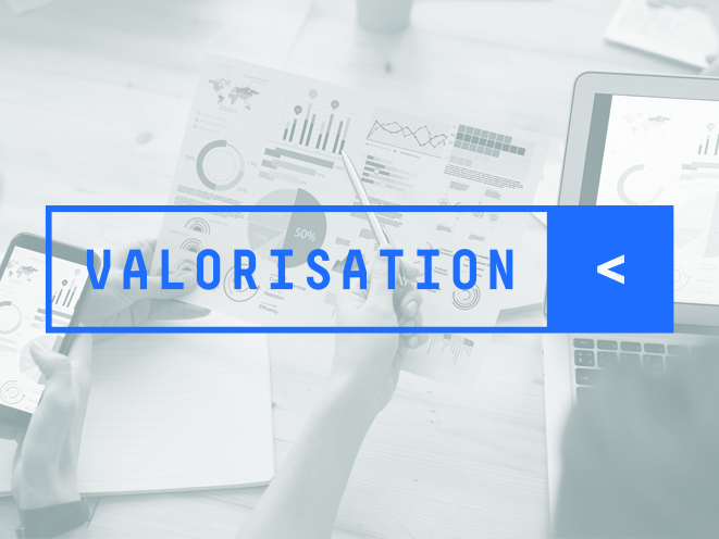 Valorisation et entrepreneuriat