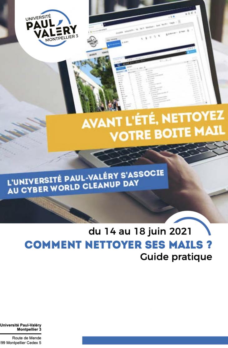 "Guide pratique ""Nettoyer ses mails"""