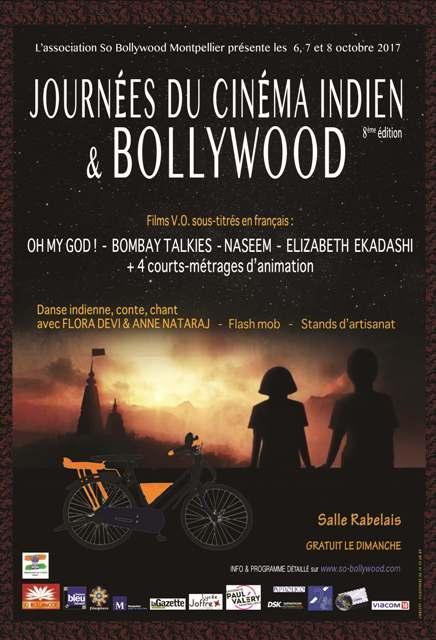 affiche du festival So Bollywood 2017