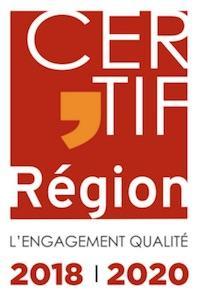 Logo Certif'Région