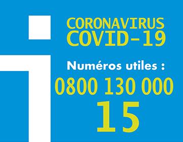 COVID-19    Recommandations