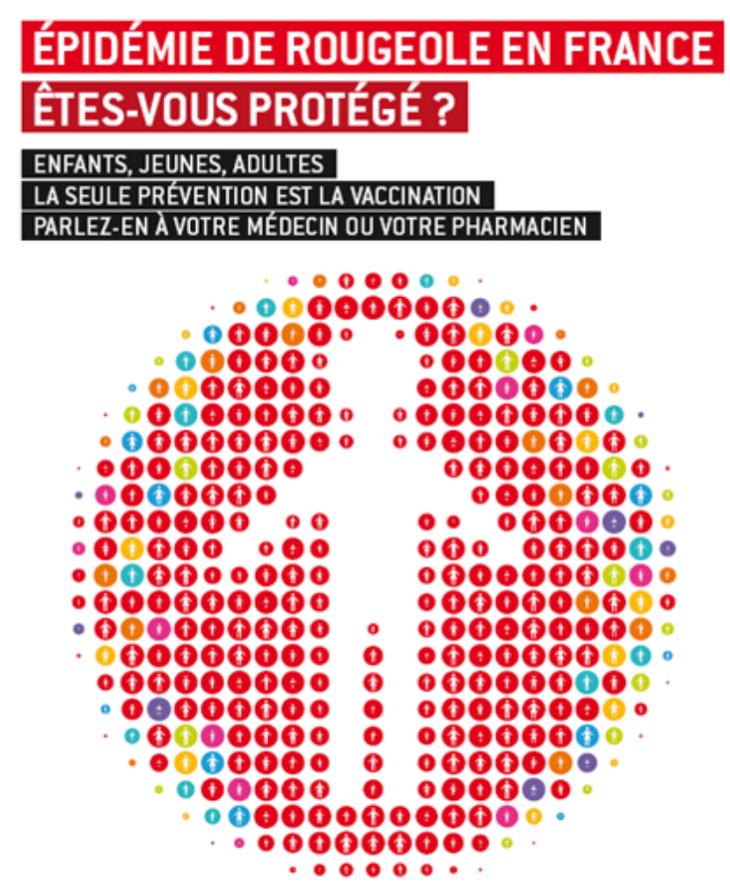 Épidémie de rougeole en France