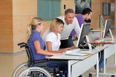 Etudiants en situation de handicap