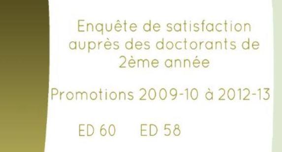 Evaluation ecole doctorale 2009 à 2012 couverture