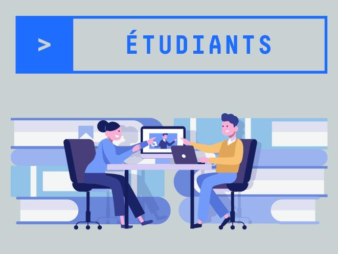 Informations pour les étudiants