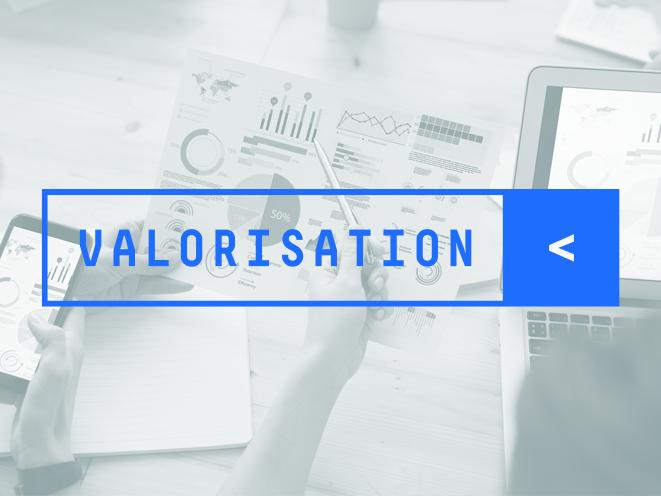 Valorisation de projets