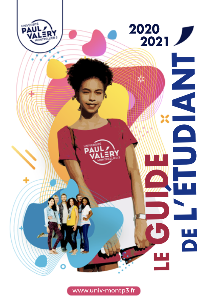 Couve du guide de l'étudiant 2020-2021