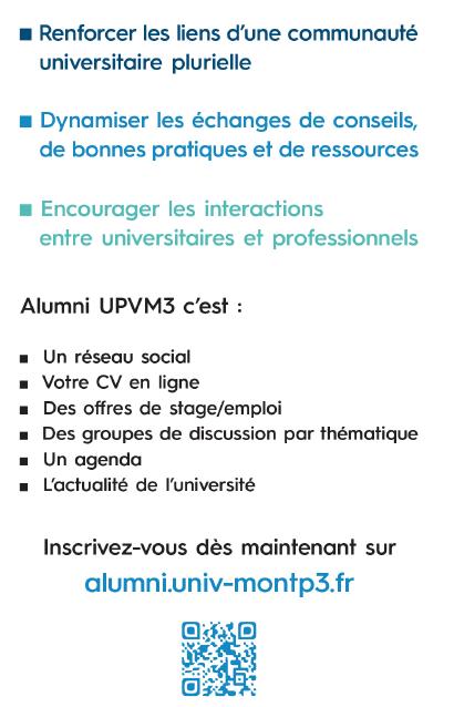 Affiche Alumni