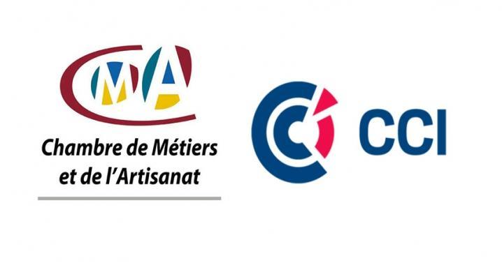 Logo CCI et CMA