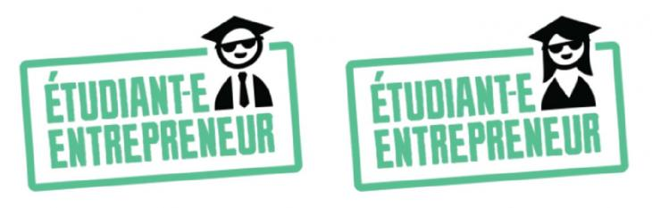 Logo étudiant entrepreneur