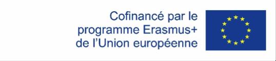logo cofinancement erasmus