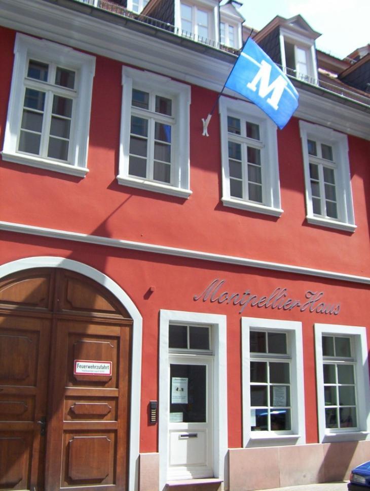 Montpellier-Haus Heidelberg
