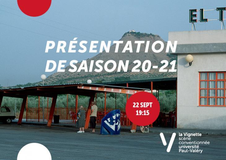 Presentation de saison du Théâtre la Vignette