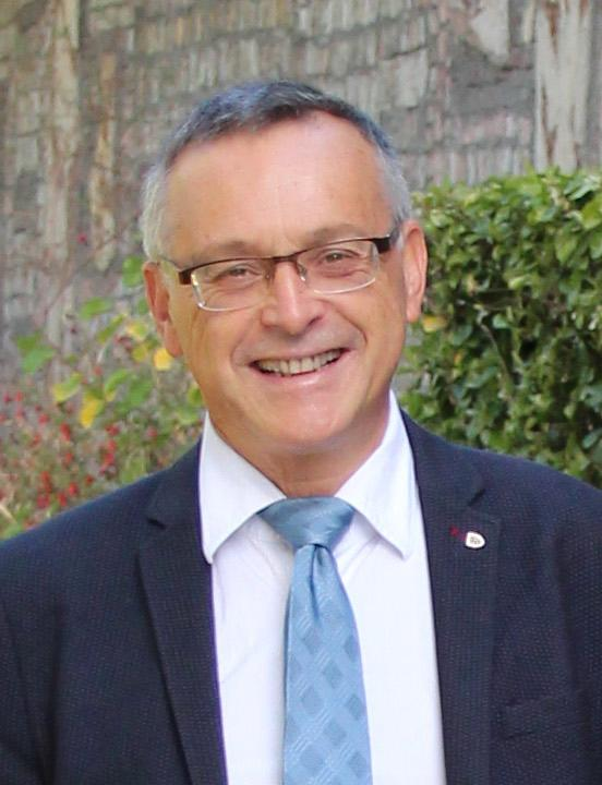 Patrick Gilli, Président de l'Université Paul-Valéry Montpellier 3