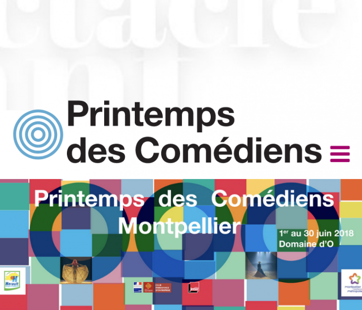 L'Université Paul-Valéry au Printemps des comédiens
