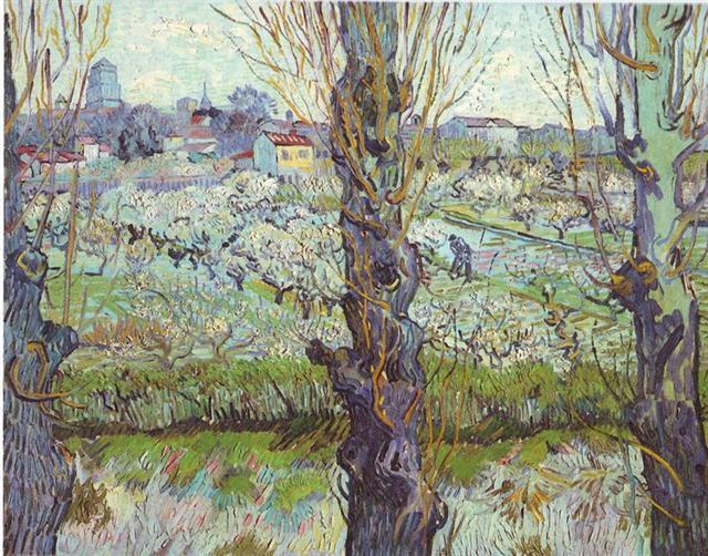 Vincent Van Gogh, Vue Du0027Arles